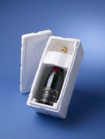 Coffret bouteille en PSE